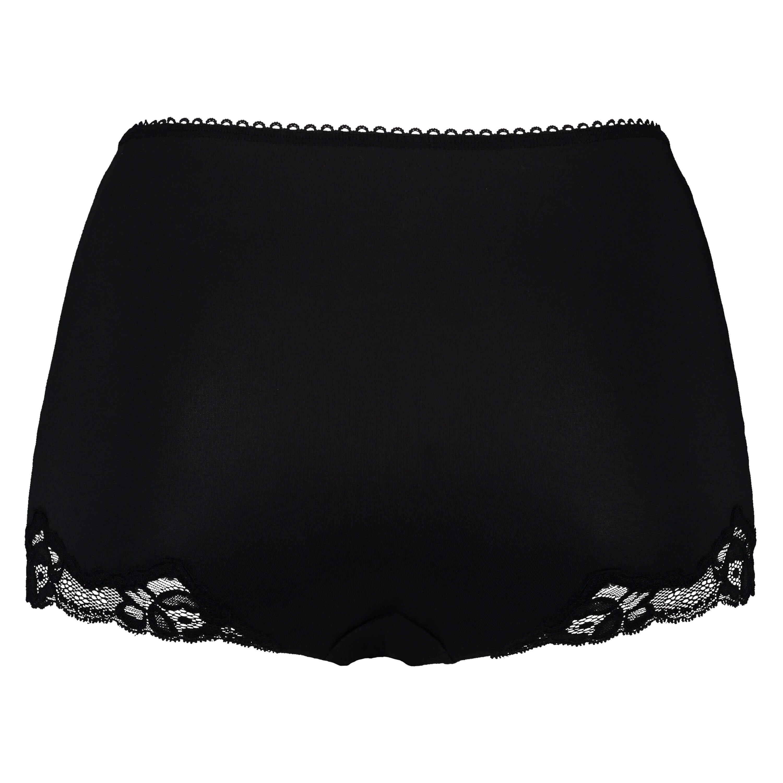 Maxi culotte rio Secret lace, Noir, main