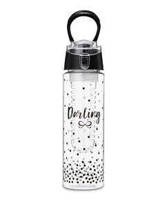 Wasserflasche, Schwarz