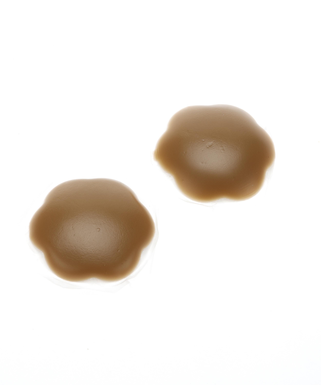 Silicon nipple covers, marron, main