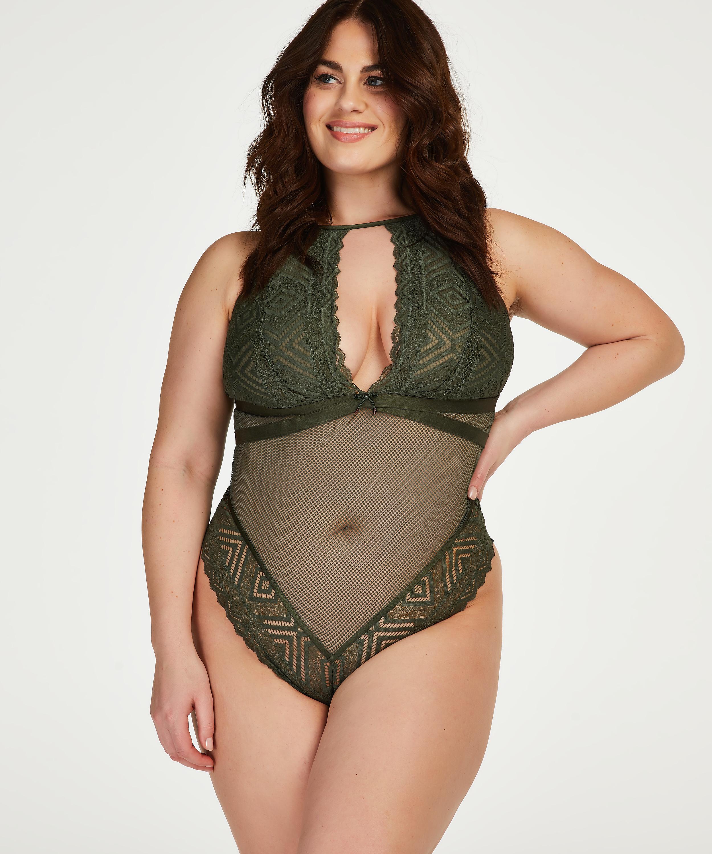 Body Jerrine I AM Danielle, grün, main