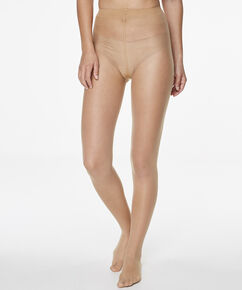 Collants 15 Denier Anti-ladder, Bronzage