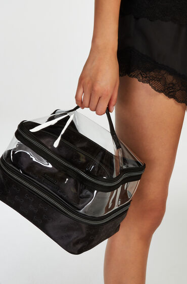 Image of Hunkemöller Dreierpack Make-up Tasche
