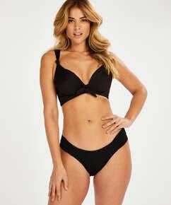 Slip de bikini Rio Galibi I AM Danielle, Noir