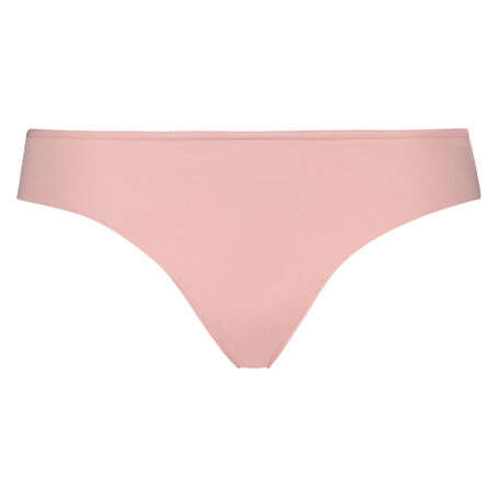 String Invisible Lace back, Rose