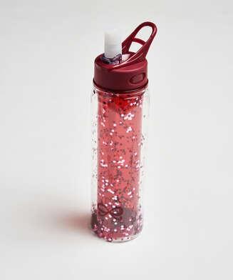 Wasserflasche, Rot