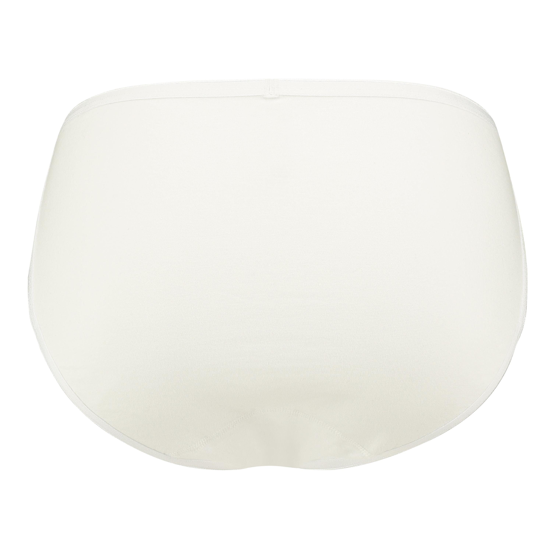 Superslip Lace Midi, Blanc, main