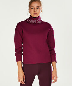 HKMX Sweater, Lila