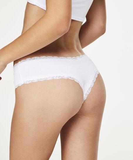 V-Shape-Brazilian, Weiß