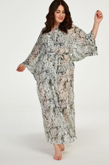Image of Hunkemöller Kimono Chiffon I AM Danielle grün