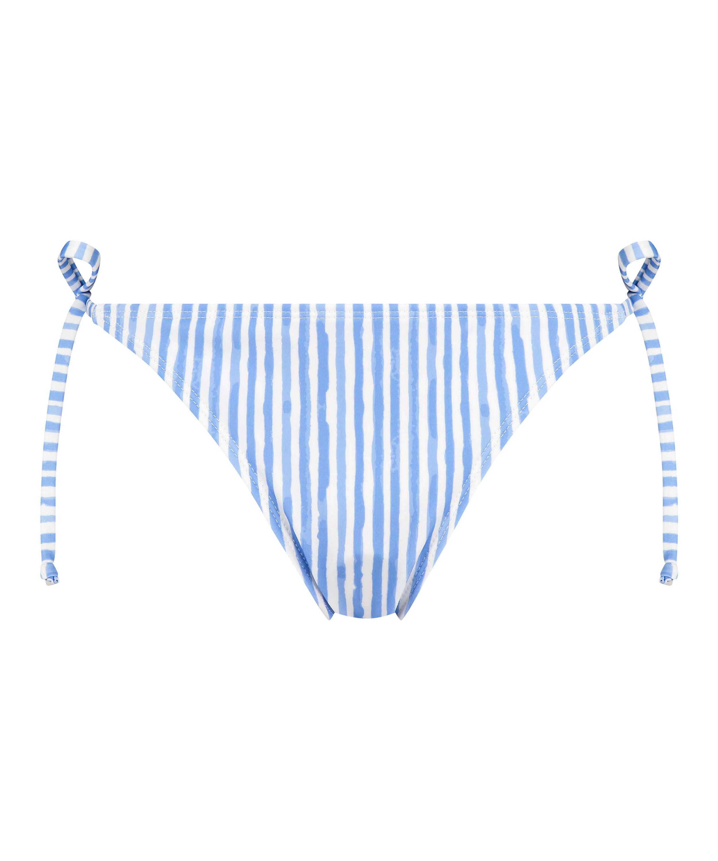 String Bikini-Slip Julia, Blau, main