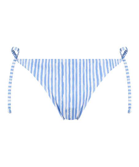 String Bikini-Slip Julia, Blau
