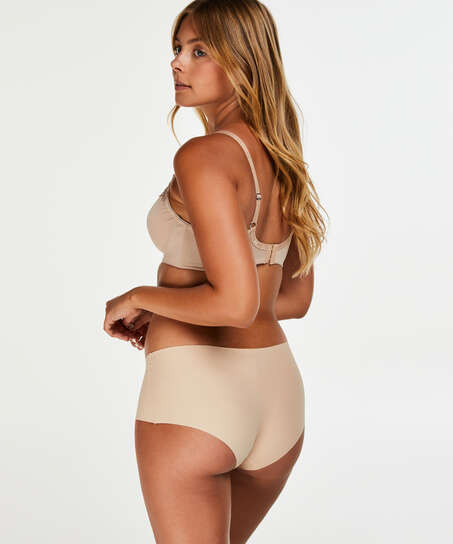 Short Invisible, Beige