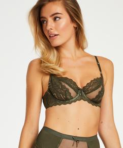 Unwattierter Bügel-BH Rabella I AM Danielle , grün