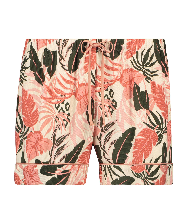 Short de pijama, Beige, main