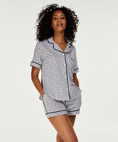 Pyjama DKNY, Gris