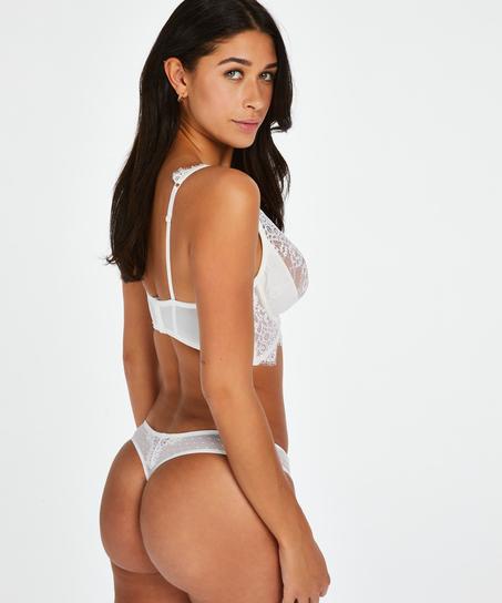 String Marilee, Blanc