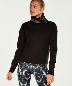 HKMX Sweater, Schwarz