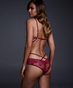 Body Lillibi, Rouge