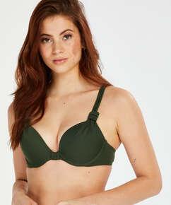 Haut de bikini push-up Luxe Taille A - E, Vert