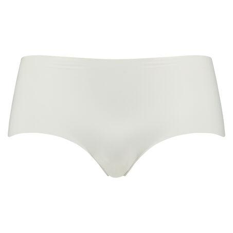 Invisible Short basic, Blanc