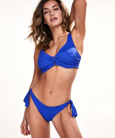 Brazilian-Bikinislip Sunset Dream, Blau