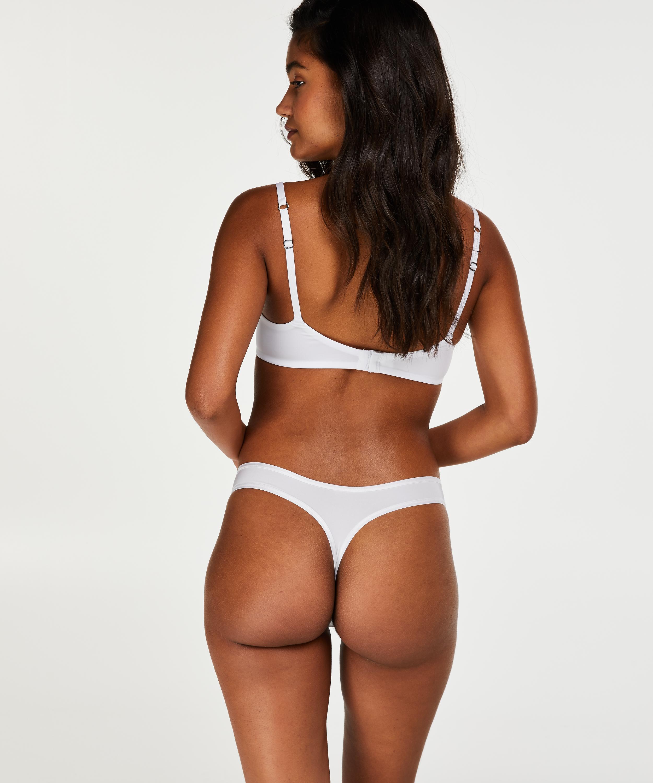 Vorgeformter Bügel-BH Super soft, Weiß, main