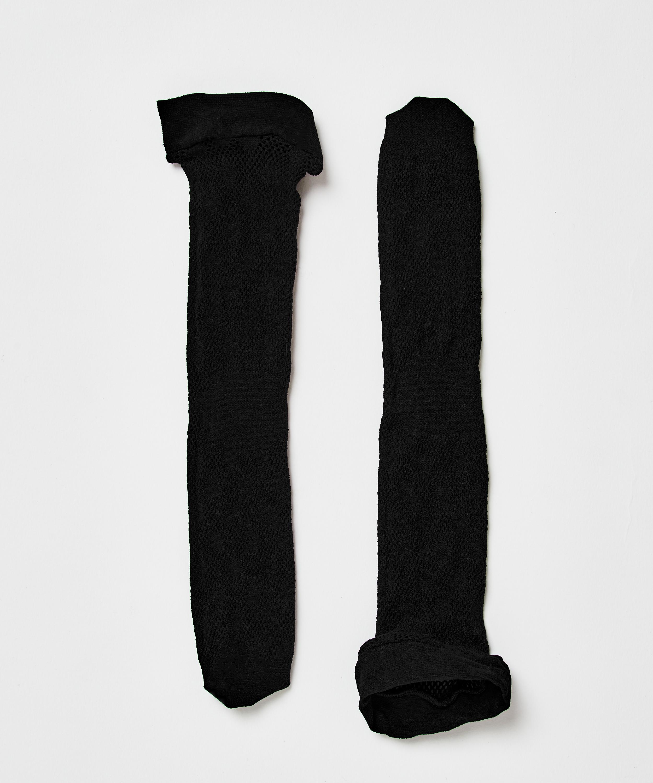 1 Paar Fashion-Socken, Schwarz, main