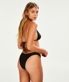 Triangel-Bikini-Oberteil Haze, Schwarz