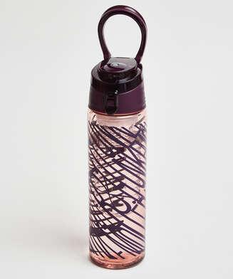Wasserflasche, Lila