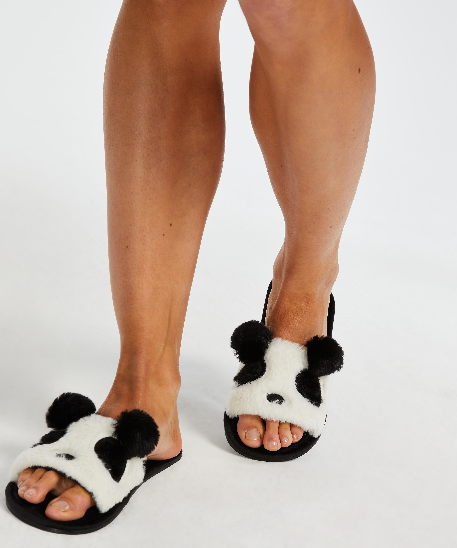 Slipper Panda, Schwarz, main
