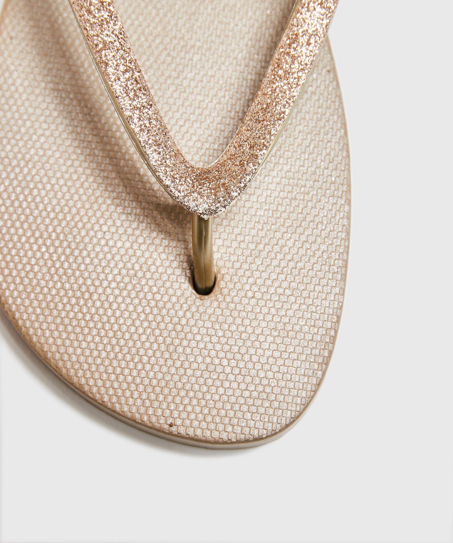 Slippers Fancy, Gelb, main