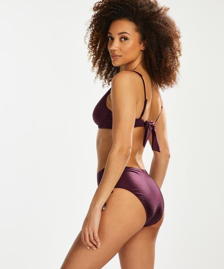 Bas de bikini Rio Gisèle, Violet