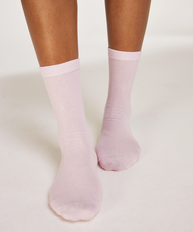 2 Paar Socken Bow, Schwarz, main