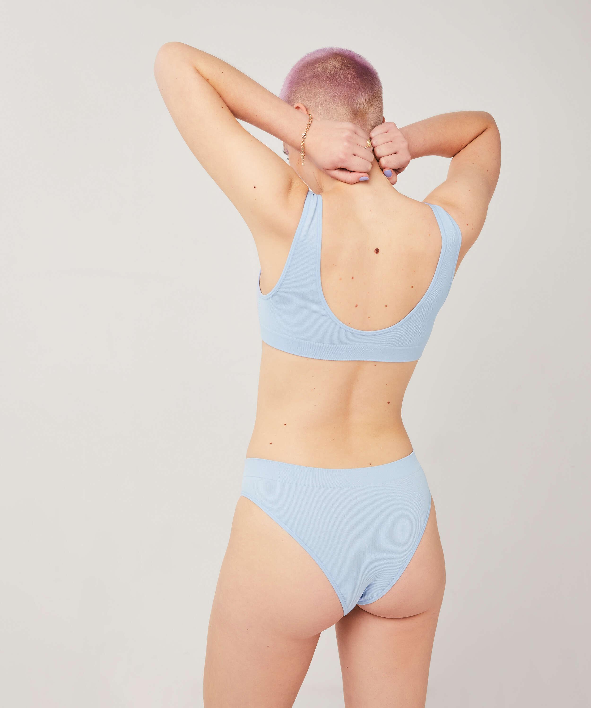 Bralette Bae, Blau, main