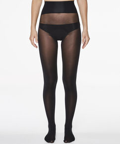 Seamless Collant 40 Denier, Noir
