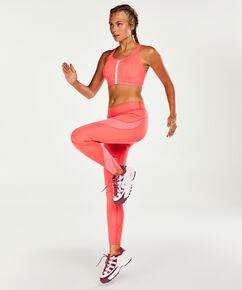 HKMX Sport-Leggings mit regulärer Taille, Rose