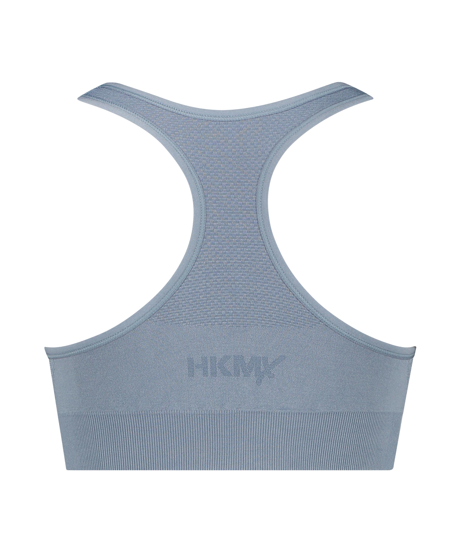 Soutien-gorge de sport HKMX Flex Level 1, Bleu, main